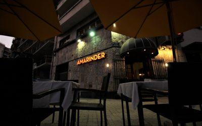 Amarinder: cocina original India en Valencia