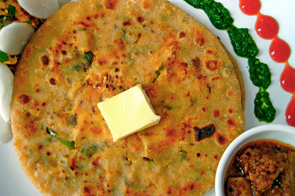 pan indio paratha