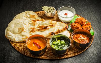 Curiosidades sobre la comida india